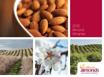 2012 Almond Almanac - Almond Board of California