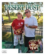 DESERT DUST MARCH 2013 PAGE 1 - The Oasis Shriners