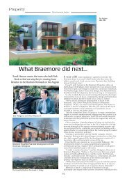 What Braemore did next... - Braemore Group