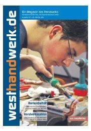 Das Handwerk macht's möglich - Handwerkskammer Trier