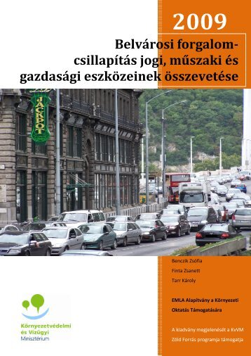 Belvárosi forgalomcsillapítás - Budapest Szíve