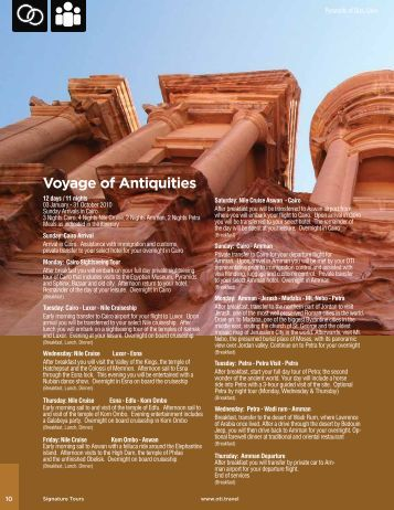 Voyage of Antiquities
