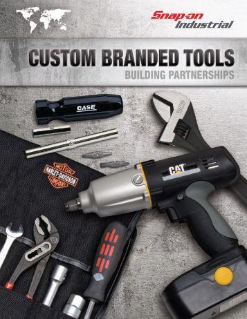 Custom Branded - Snap-On Industrial Brands