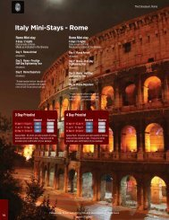Download PDF - Mediterranean Holidays Packages