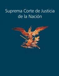 SCJN_2003 - Suprema Corte de Justicia de la Nación