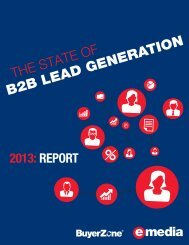 The-State-of-B2B-Lead-Generation-2013