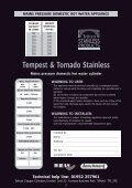 Tempest & Tornado Stainless - GreenKit - Page 3