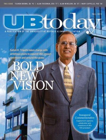 Inaugural Commemorative - University at Buffalo