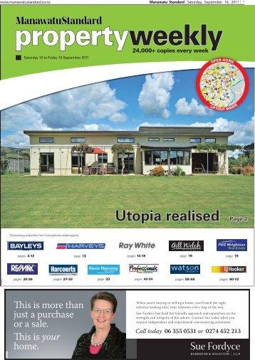 Utopia realised Page 2 - Stuff