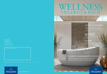 Wellness Brochure - IdeeArredo