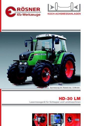 HD-30 LM - Rösner KFZ Werkzeuge