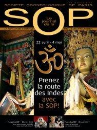L'essentiel de la journée Plan de traitement, 11 octobre 2007 - SOP
