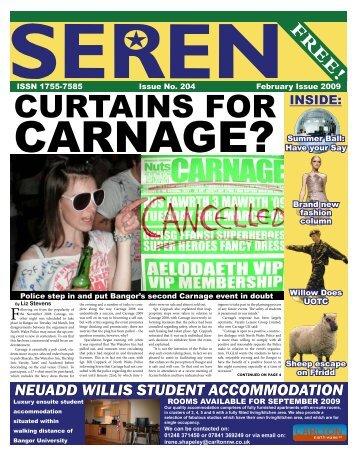 neuadd willis student accommodation - Seren - Bangor University
