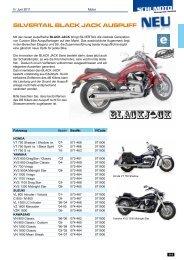 Gabelsimmeringe Kawasaki  Z B1-B2    79-80     36 x 48