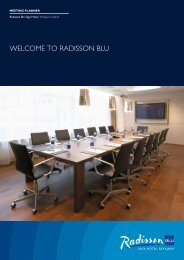 wElcomE To radiSSoN Blu