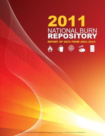 2011 NBR Report - American Burn Association