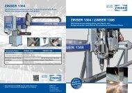 zinser 1304 zinser 1304 / zinser 1306 - Zinser Schweisstechnik GmbH