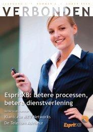 betere processen, betere dienstverlening - Pasklaar Communicatie