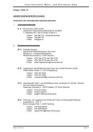 Int. Warn- u. Alarmplan Elbe - bei der Internationalen Kommission ...