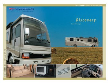 2006 Brochure - Discovery Owners Association