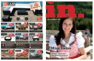 Miss Swiss - IN-Media