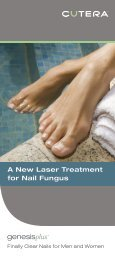 A New Laser Treatment for Nail Fungus