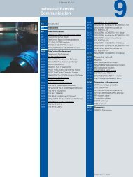 Industrial Remote Communication - Automation Technology - Siemens