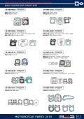 GUARNIZIONI MOTORE GASKET SETS - Page 4