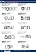 GUARNIZIONI MOTORE GASKET SETS - Page 5