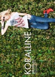 Look Book 2011 Collezione Primavera Spring Collection