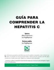 Guía para Comprender la Hepatitis C - 2010 - HCV Advocate
