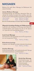 massagen - Vita Classica Therme - Seite 4