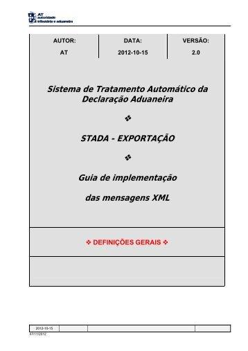 Guia EDI - STADA