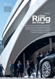 der Ringe - Audi Geschäftsbericht 2012