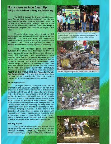 G environmental management bureau for Environmental management bureau region 13