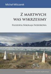 Milczarek-I łam.indd - Wydawnictwo Uniwersytetu Jagiellońskiego