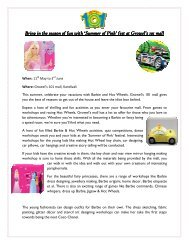 'Summer of Pink' fest at with 'Summer of Pink' - India PRwire