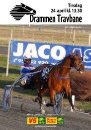 3 - Drammen Travbane