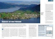 Regionen auf dem Prüfstand - SVSM - Schweizerische Vereinigung ...