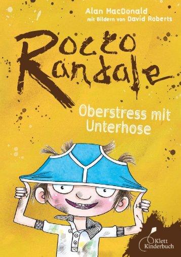 Oberstress mit Unterhose - Klett Kinderbuch
