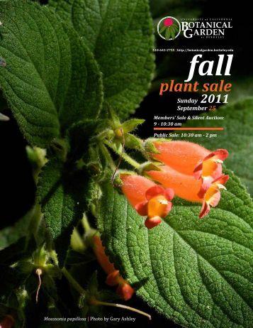 Plant Sale Guide Snohomish Conservation District