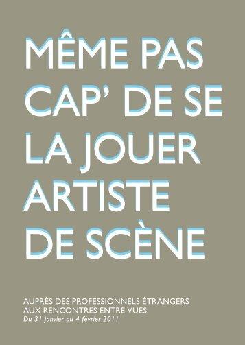 MêME PAS CAP - Wallonie-Bruxelles Musiques