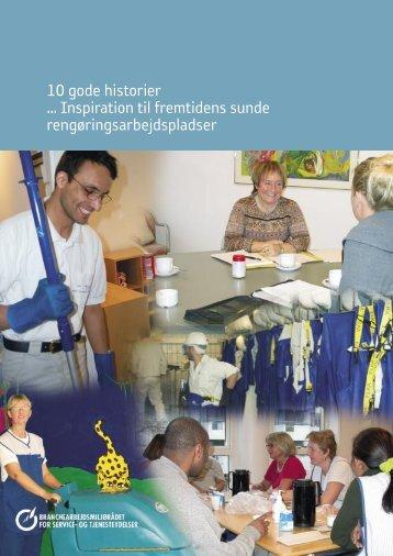10 Gode Historier - BAR - service og tjenesteydelser.