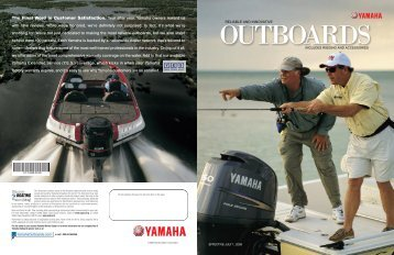 The Final Word in Customer Satisfaction. Year after year, Yamaha ...