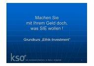 PowerPoint-Präsentation - Katholische Hochschulgemeinde Linz