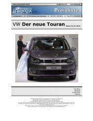 VW Der neue Touran