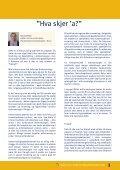Ny kunnskap innen eldreomsorg 2010 - Sykehjemsetaten - Page 3