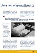 Ny kunnskap innen eldreomsorg 2010 - Sykehjemsetaten - Page 5