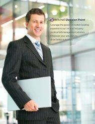 Decision Point Brochure - Mitchell International