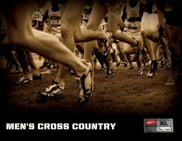 MEN'S CROSS COUNTRY - Nike Team Sports